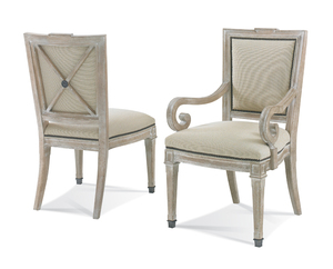 Thumbnail of Hickory White - Arm Chair