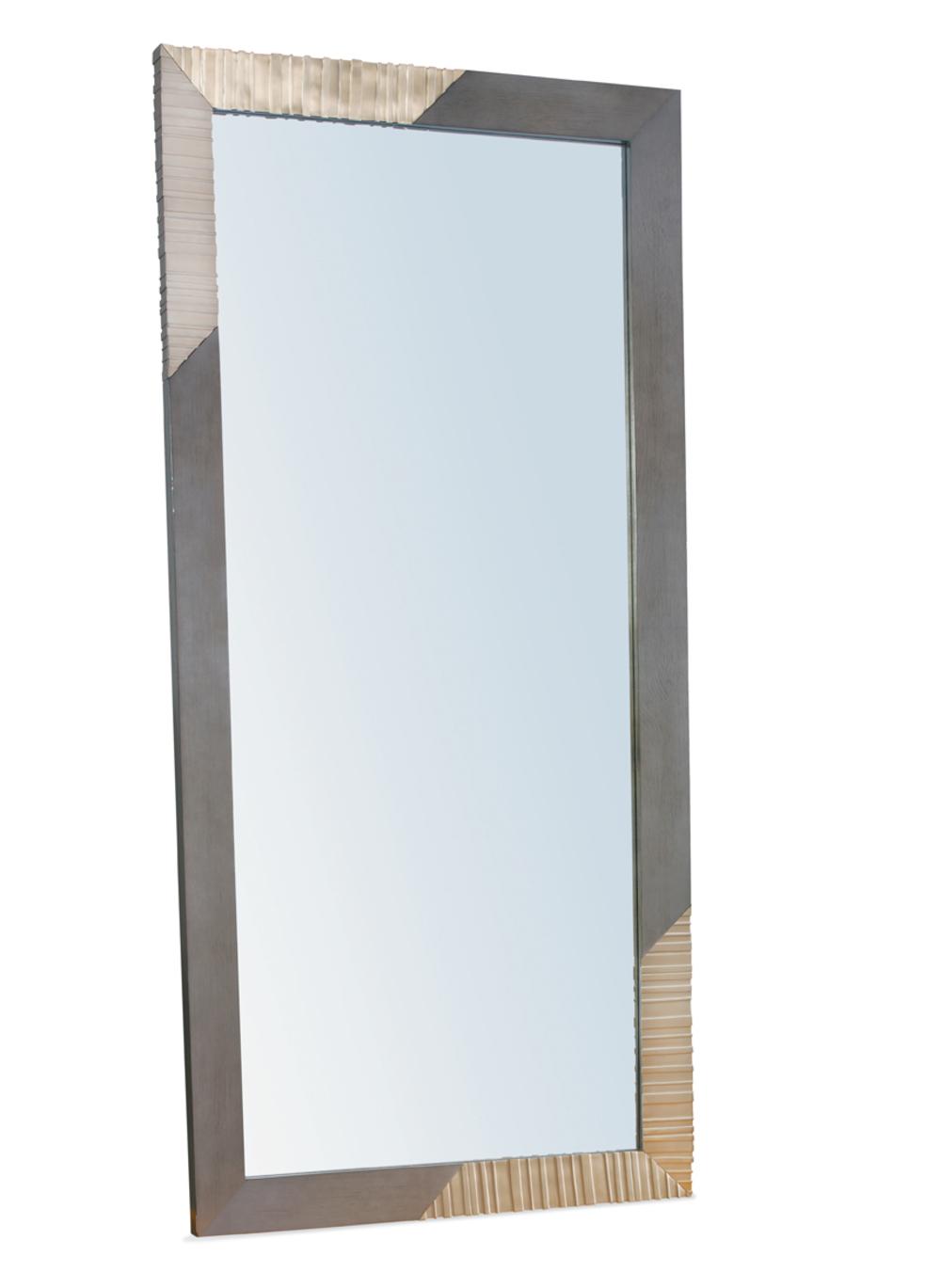 Hickory White - Westfall Grand Mirror