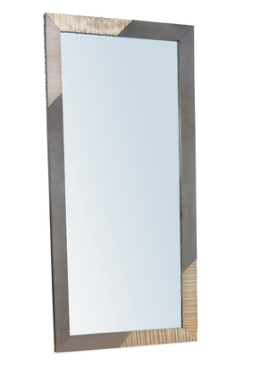 Thumbnail of Hickory White - Westfall Grand Mirror