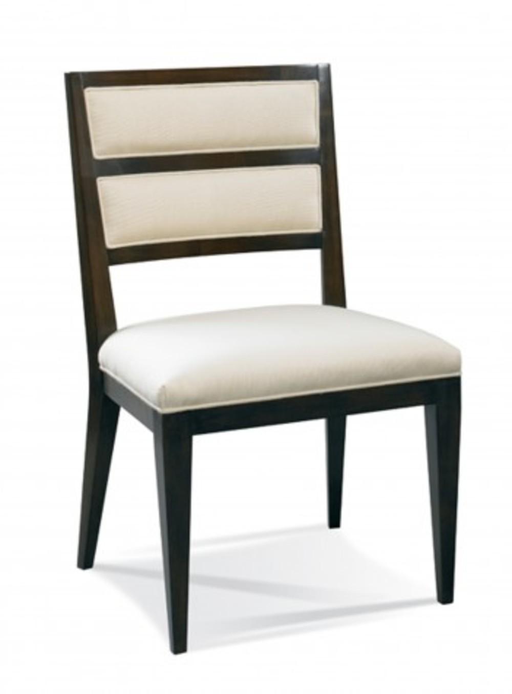Hickory White - Greek Key Side Chair