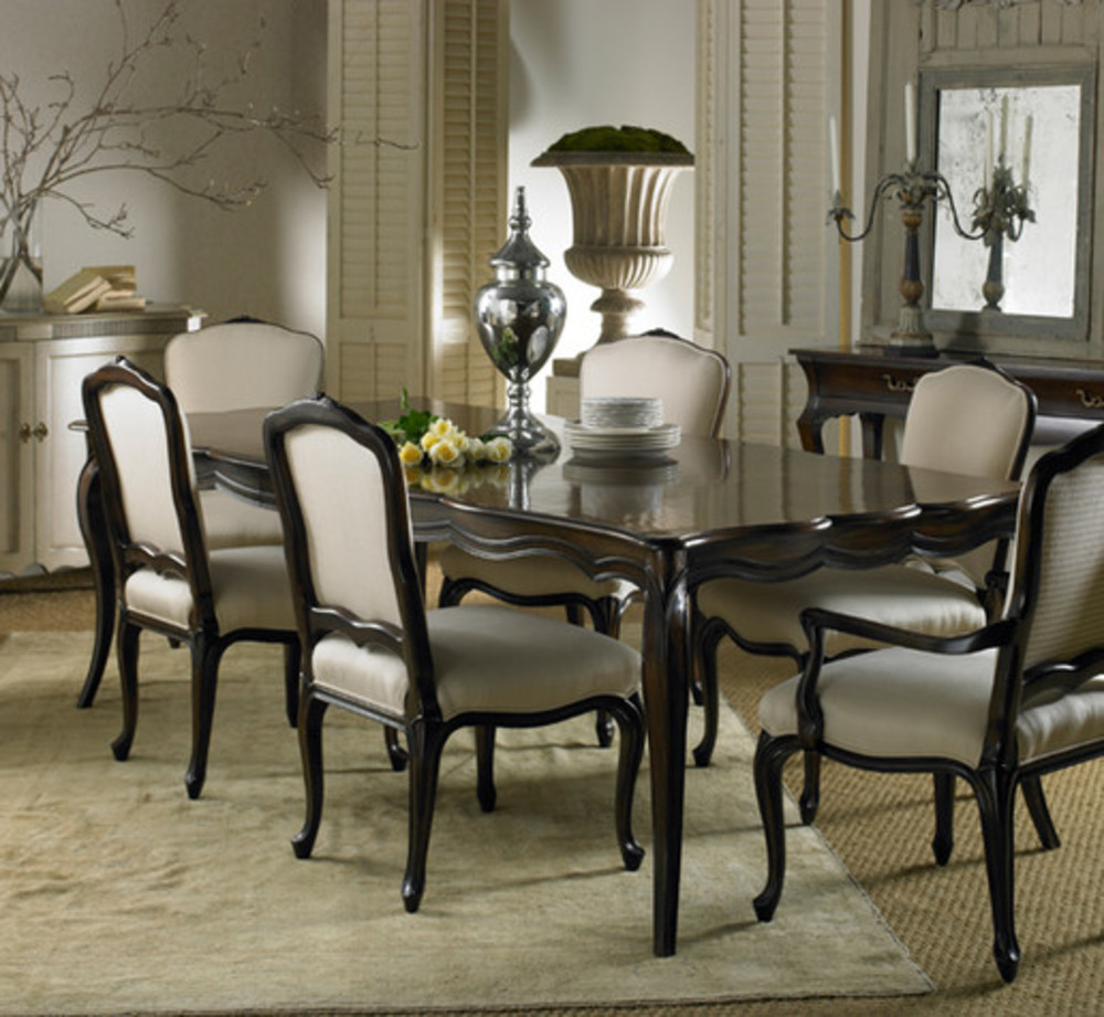 Hickory White - French Side Chair