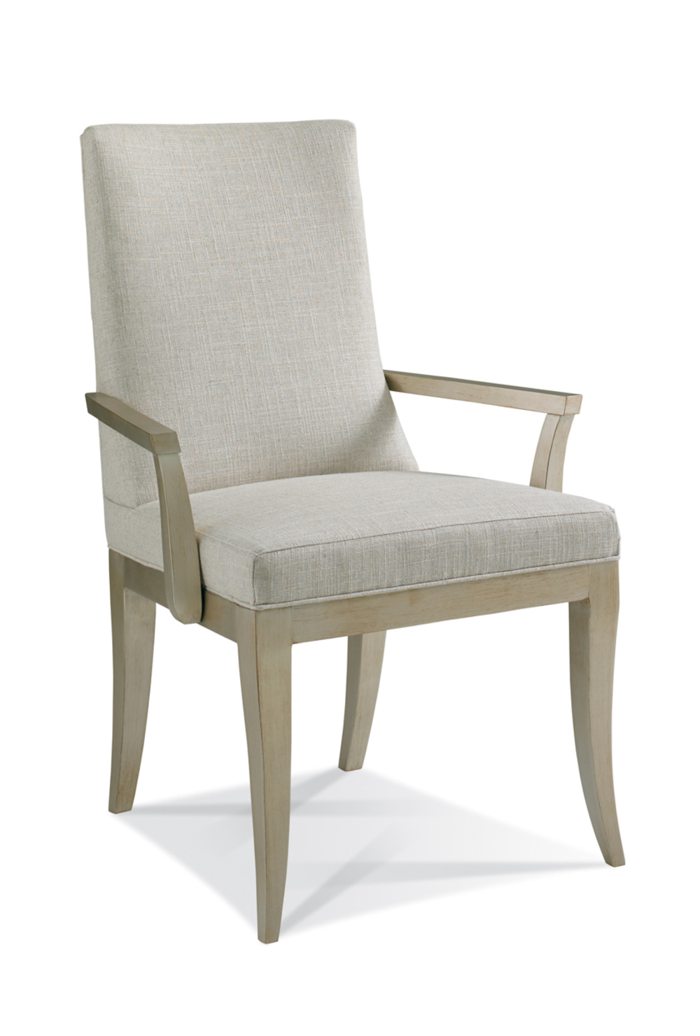 Hickory White - Arm Chair
