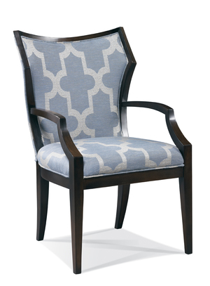 Thumbnail of Hickory White - Halsey Arm Chair