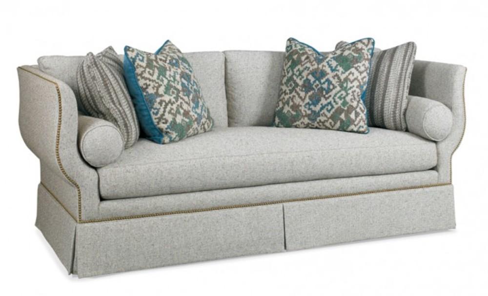 Hickory White - Sofa