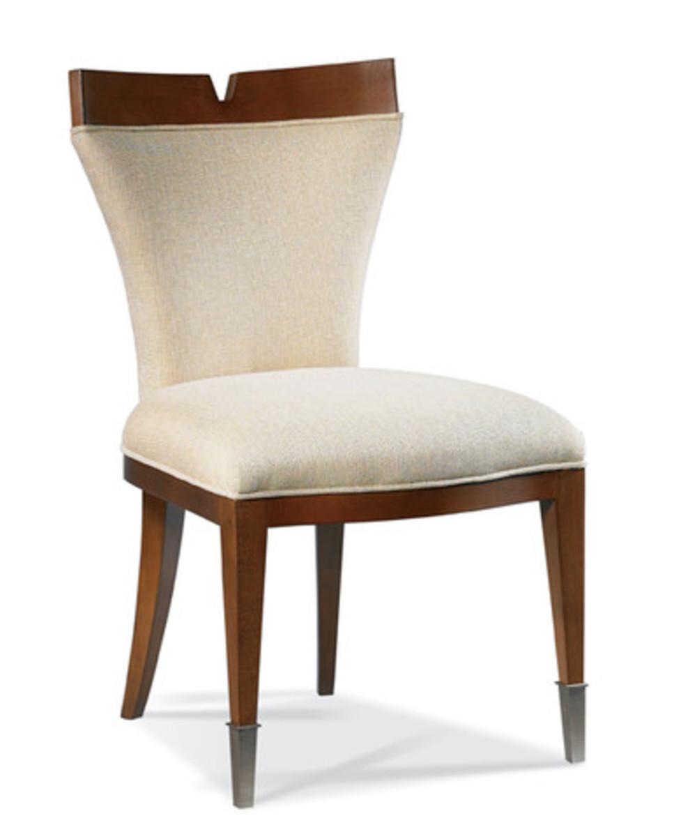 Hickory White - V-Back Side Chair