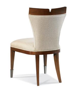Thumbnail of Hickory White - V-Back Side Chair