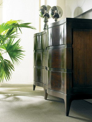 Thumbnail of Hickory White - Bunching Chest