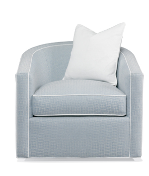 Thumbnail of Hickory White - Swivel Chair