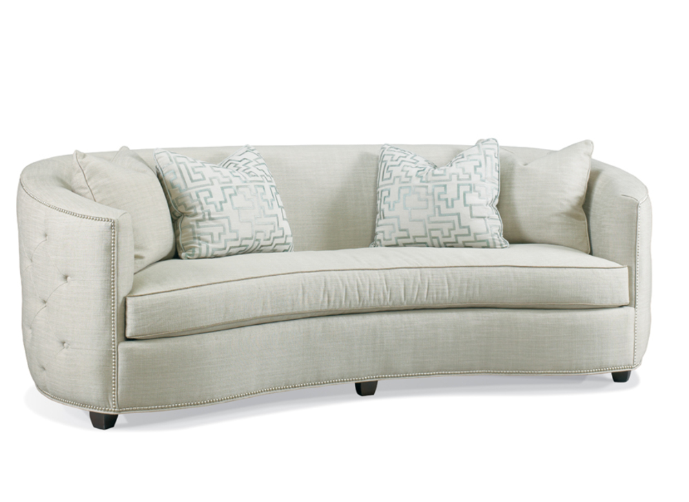 Hickory White - Sofa