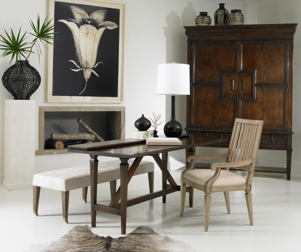 Hickory White - Cooper Arm Chair