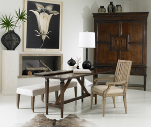 Thumbnail of Hickory White - Cooper Arm Chair