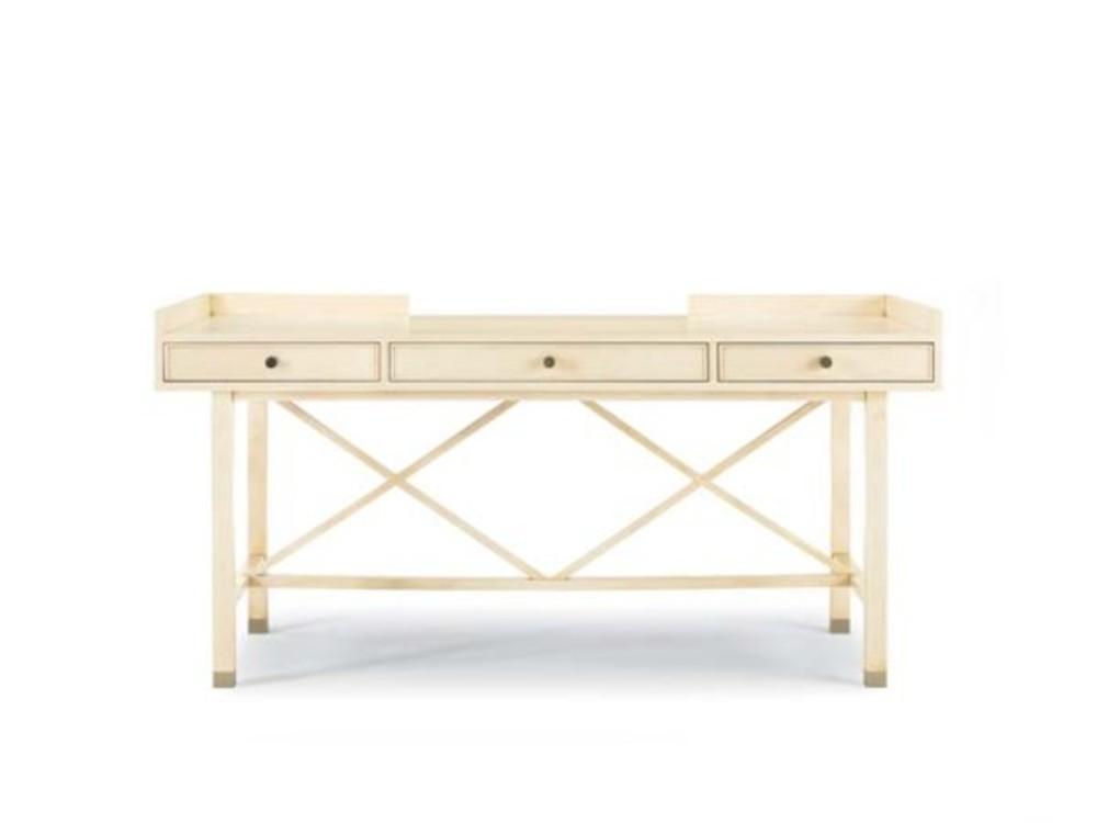 Hickory White - Desk