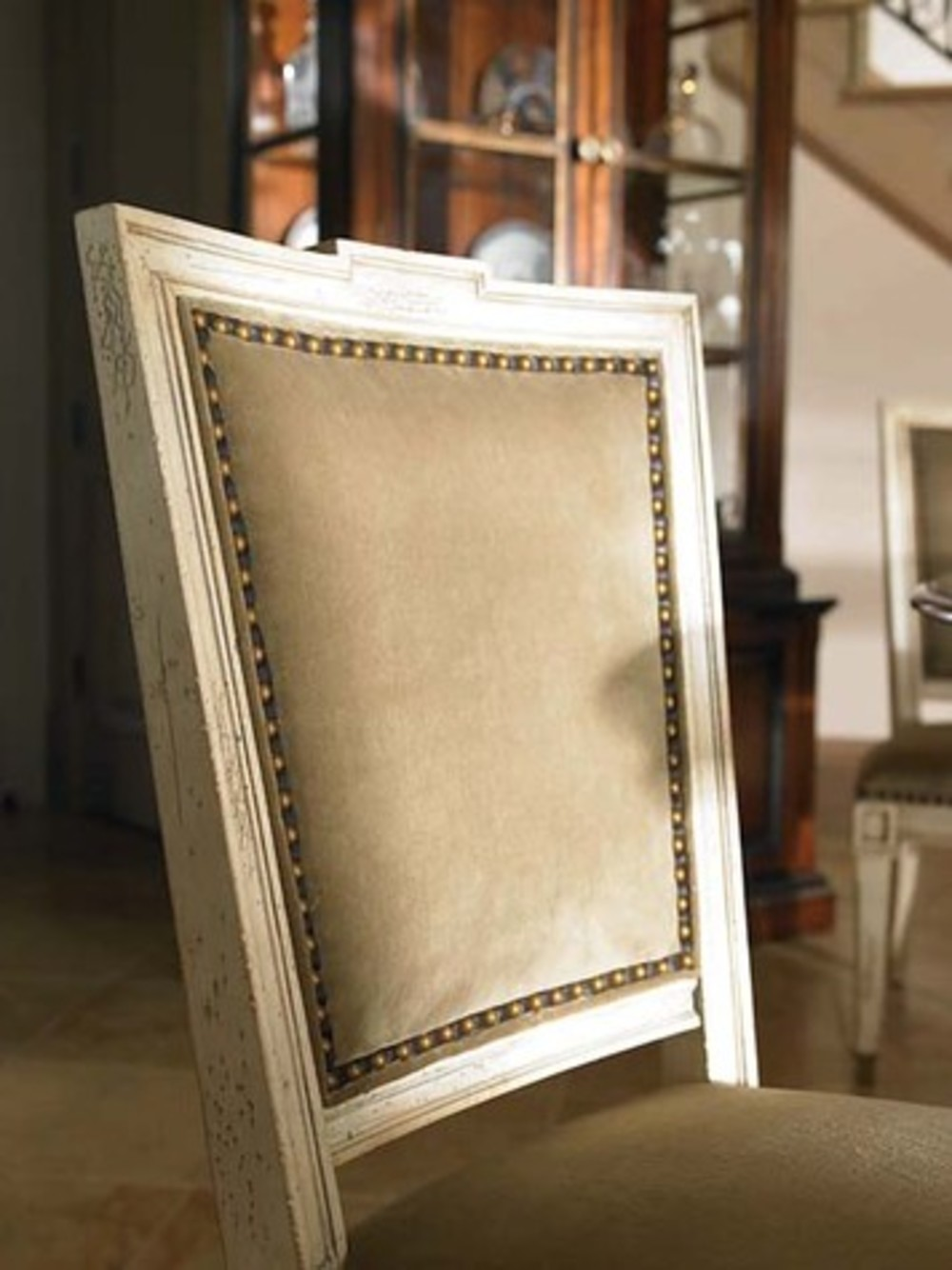 Hickory White - X-Back Side Chair
