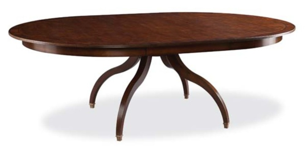 Hickory White - Dining Table