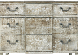 Thumbnail of Hickory White - Drawer Chest