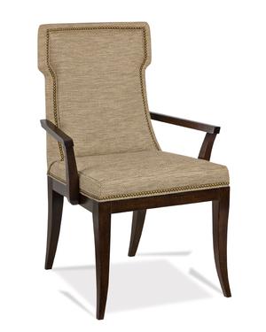 Thumbnail of Hickory White - Kistler Klismos Arm Chair