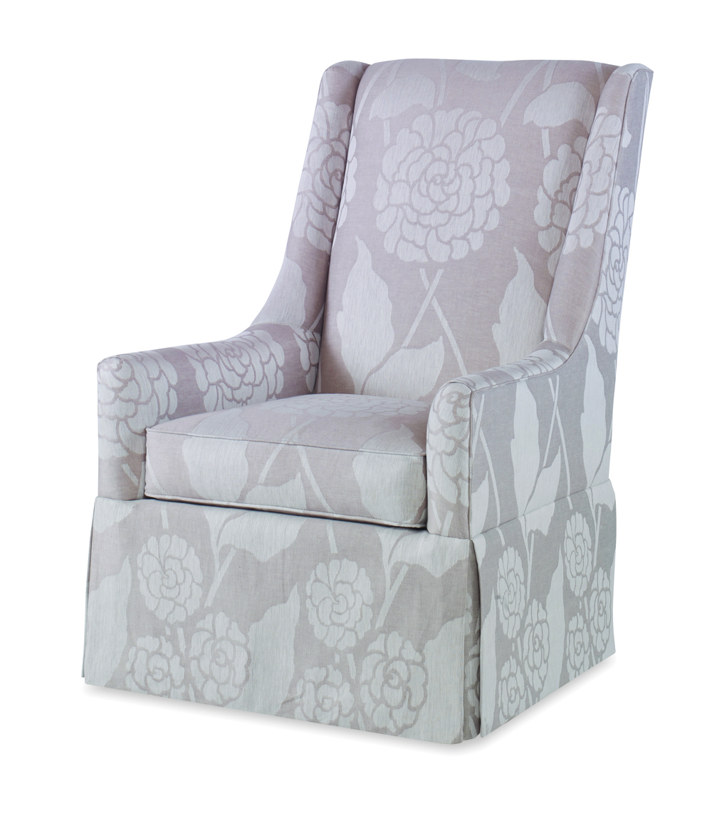 Highland House - Conor Swivel Chair