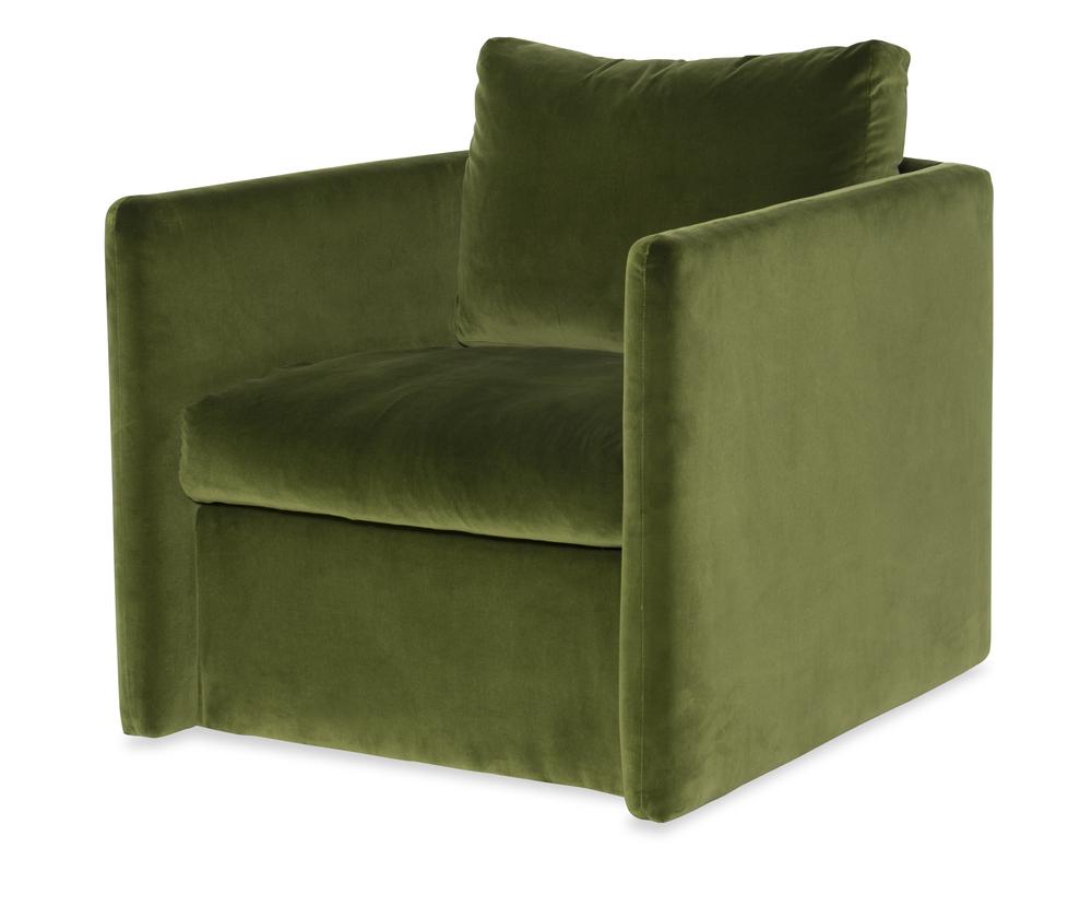 Highland House - Dar Swivel Chair