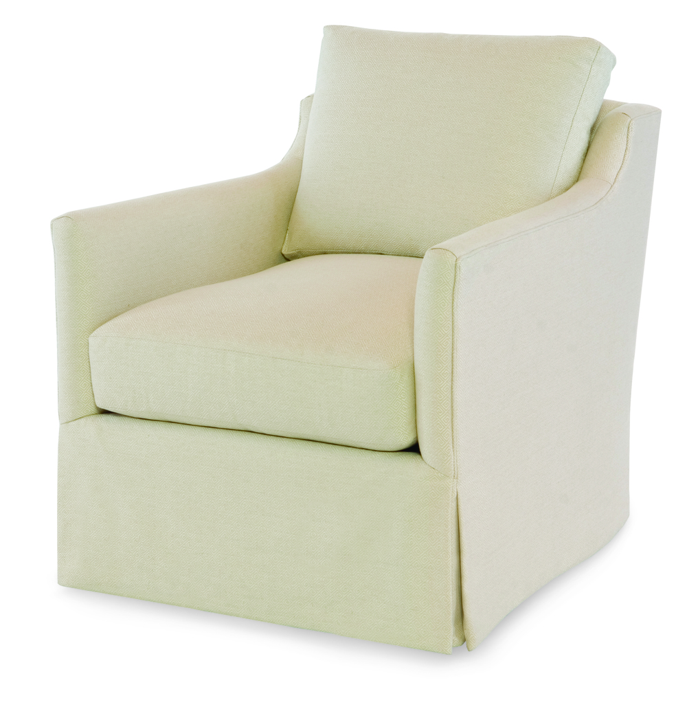 Highland House - Luke Swivel Chair
