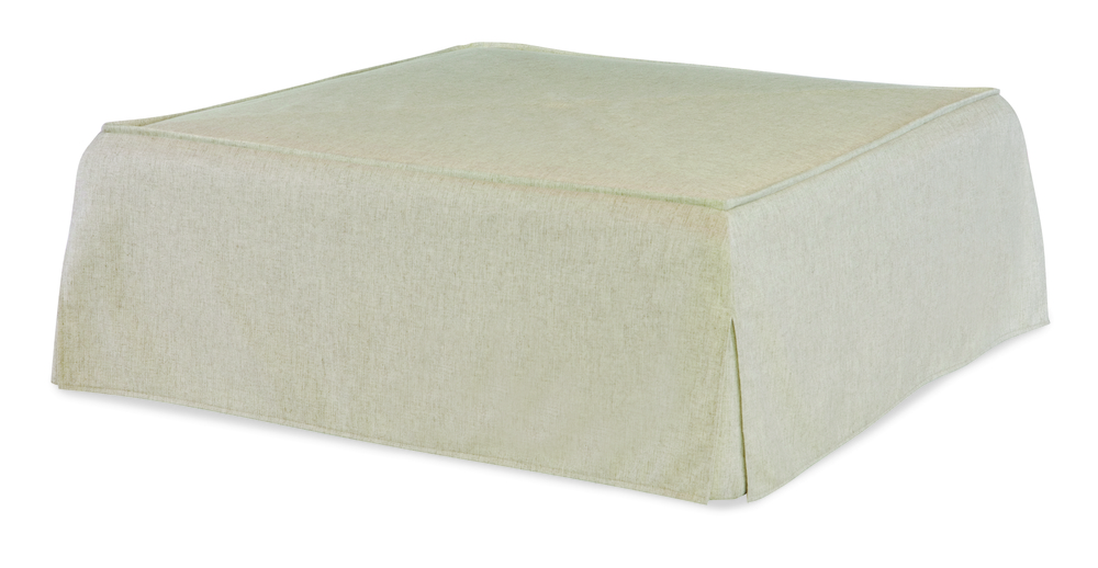 Highland House - Richmond Cocktail Ottoman Slipcover