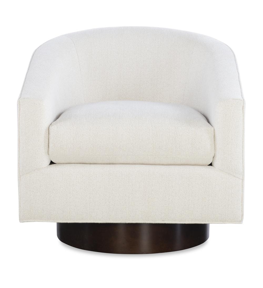 Highland House - Mary Jane Swivel Chair