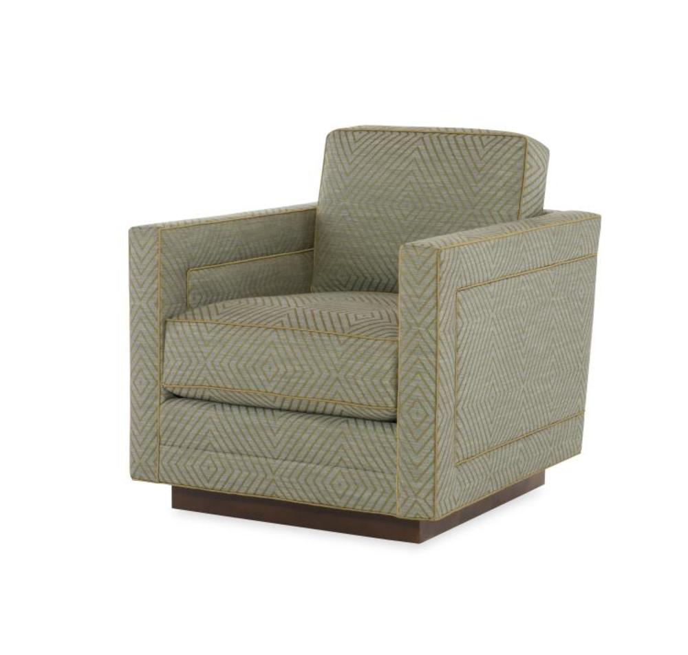 Highland House - Weezie Swivel Chair