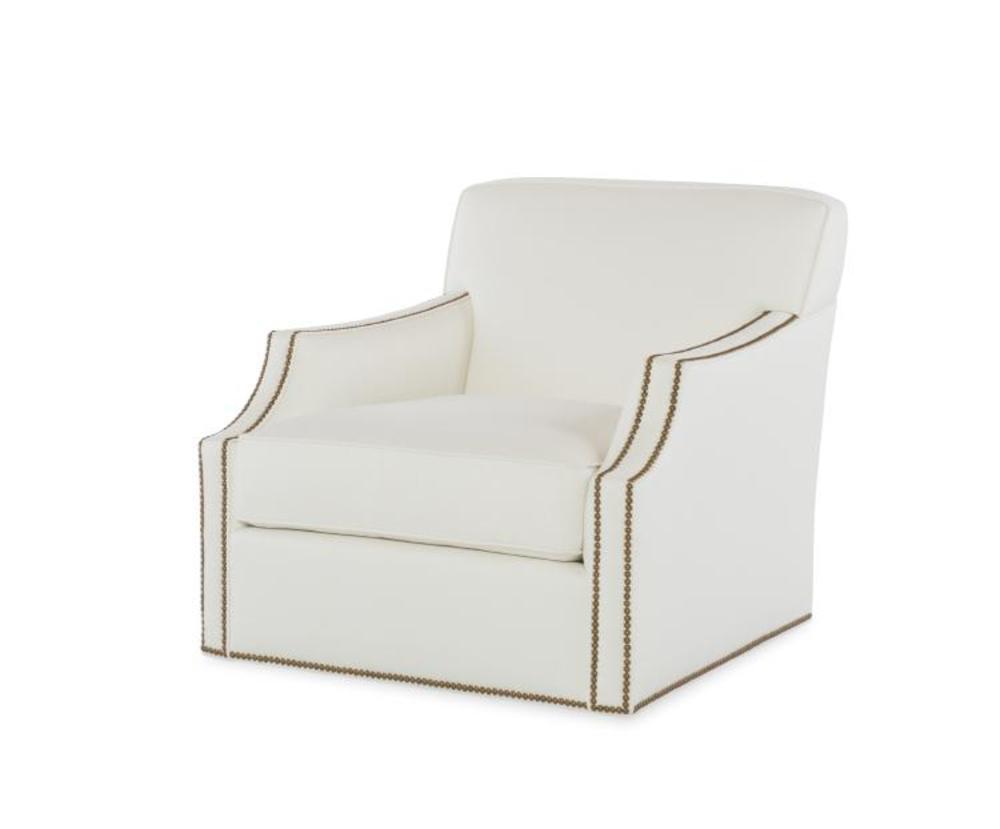 Highland House - Baxter Swivel Chair