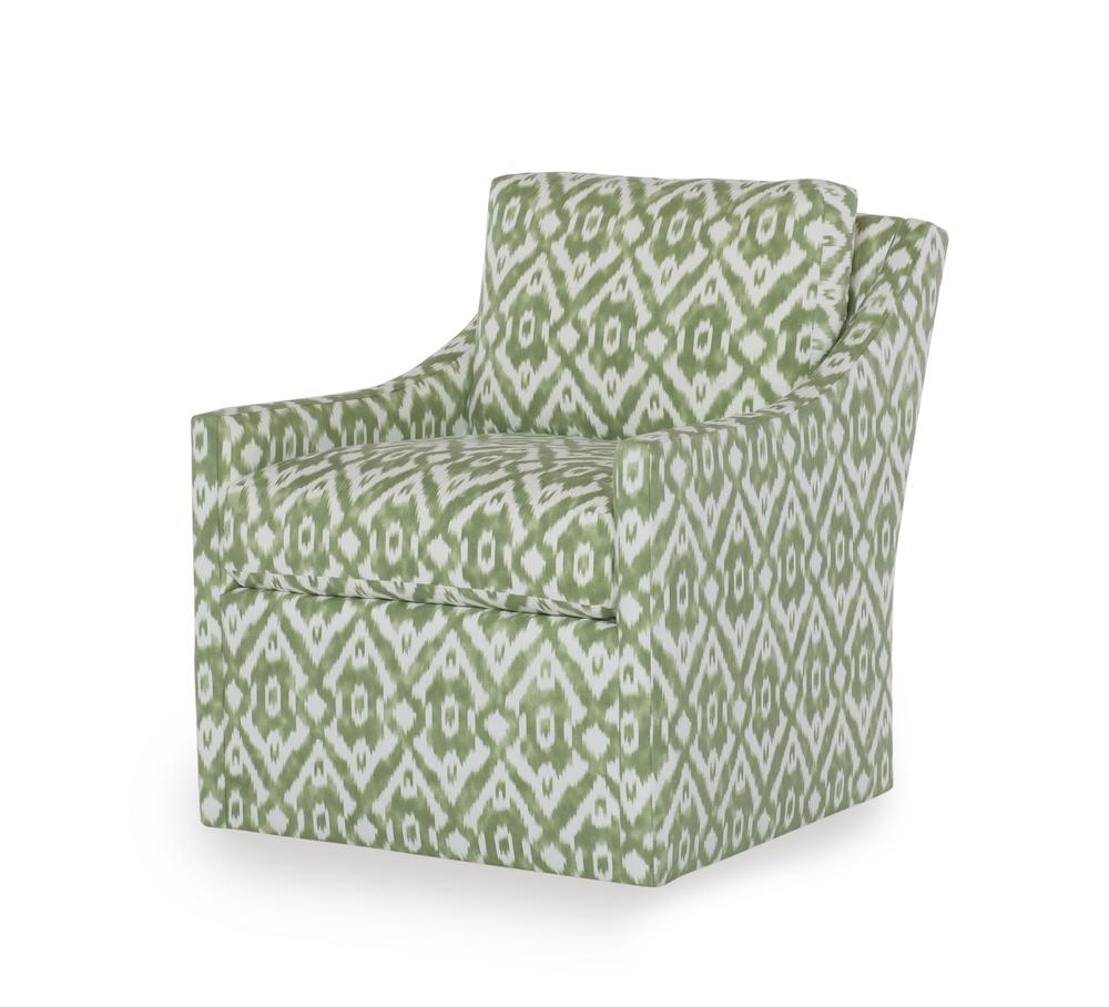 Highland House - Truman Swivel Chair
