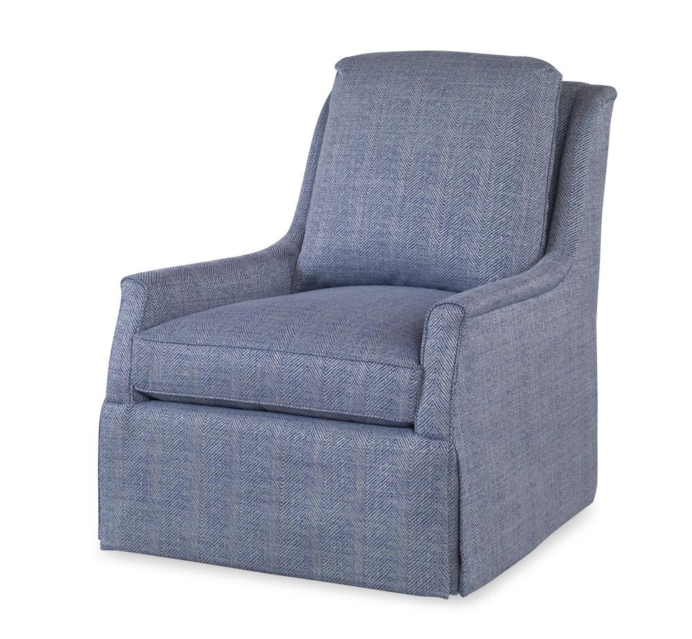 Highland House - Walker Swivel Chair