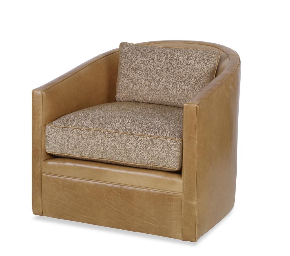 Highland House - Colefax Swivel Chair