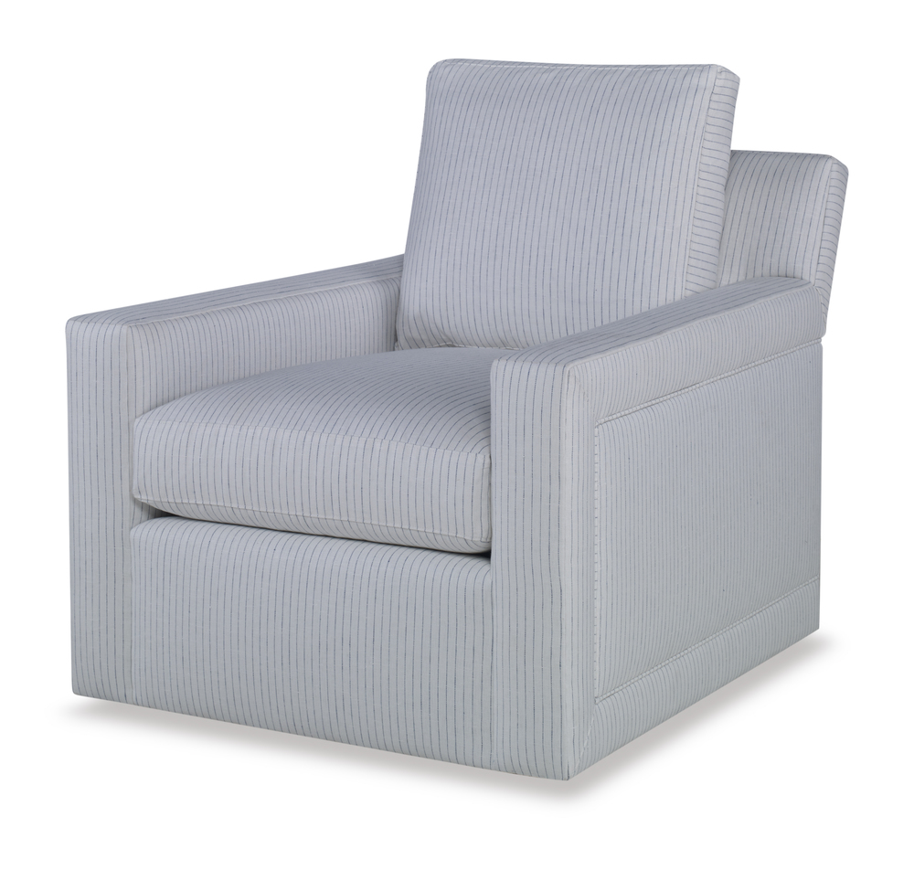 Highland House - Thayer Low Profile Swivel Chair