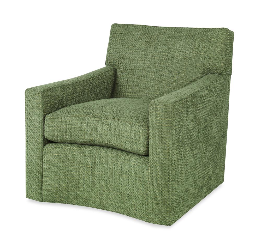 Highland House - Alec Swivel Chair