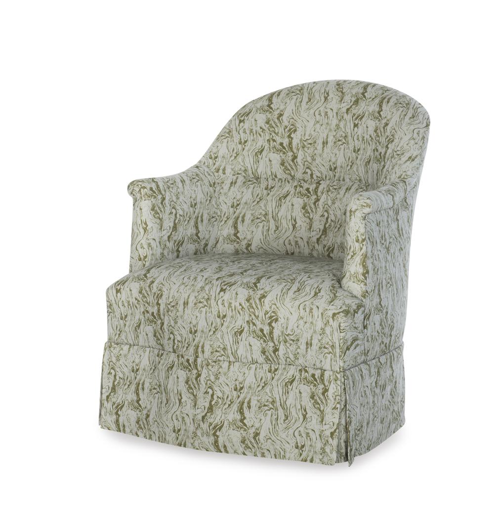 Highland House - Romain Swivel Chair