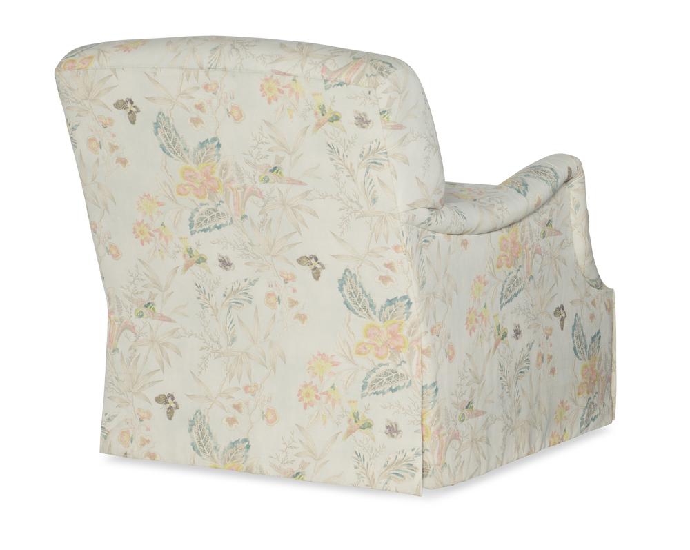 Highland House - Dorset Skirted Glider Chair