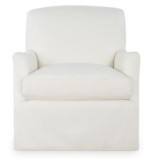 Thumbnail of Highland House - Dorset Skirted Swivel Chair