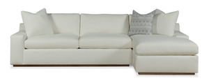 Thumbnail of Highland House - Haase Sectional with Chaise