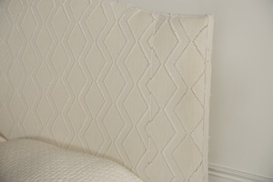Thumbnail of Highland House - Mia King Upholstered Bed