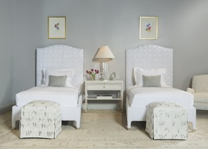 Thumbnail of Highland House - Mia Twin Upholstered Bed