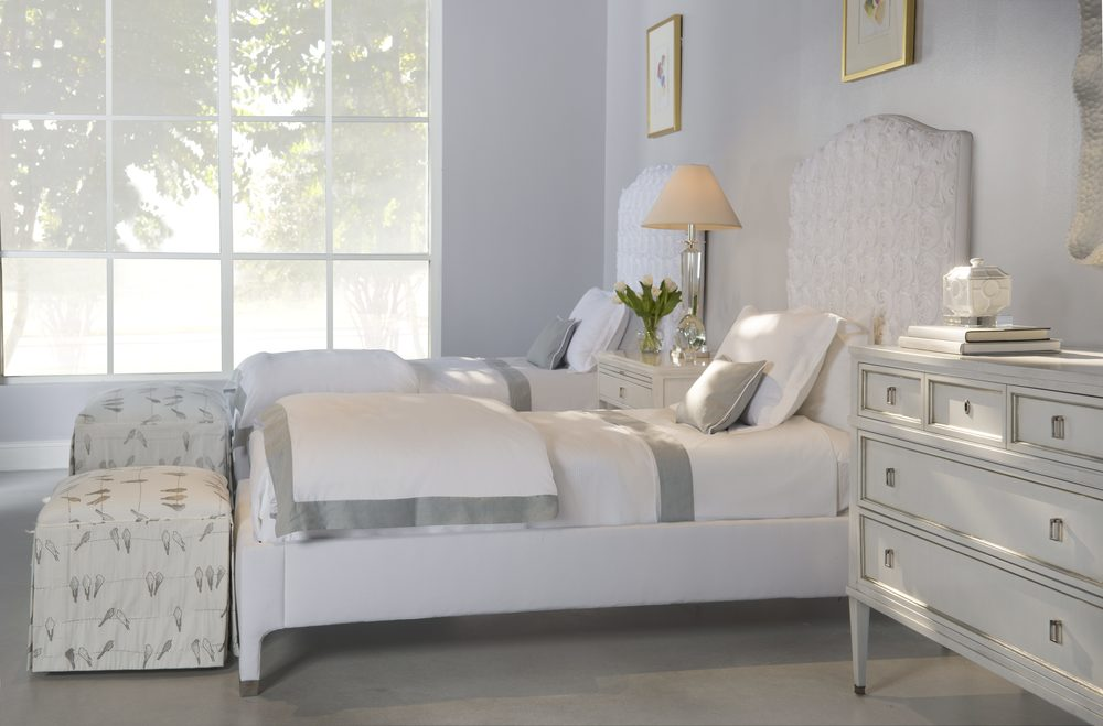 Highland House - Mia Twin Upholstered Bed
