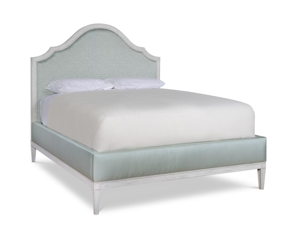 Highland House - Brea California King Upholstered Bed
