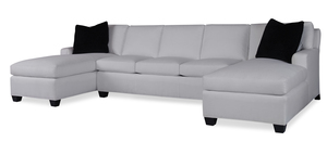 Thumbnail of Highland House - Profiles Sectional with Two Chaises