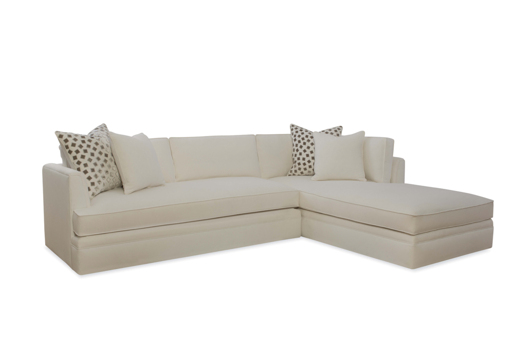 Highland House - Kino Left Arm Facing Love Seat and Chaise