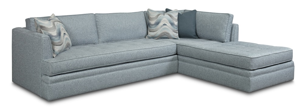 Highland House - Keno Sectional with Chaise