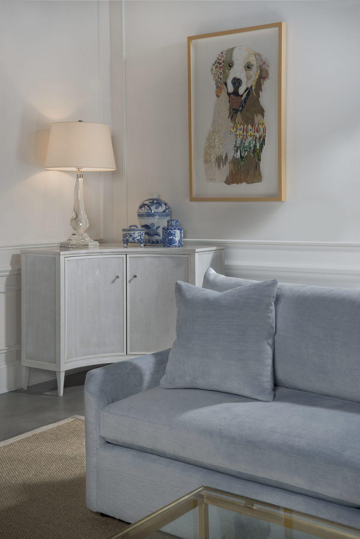 Highland House - Duncan Corner Cabinet