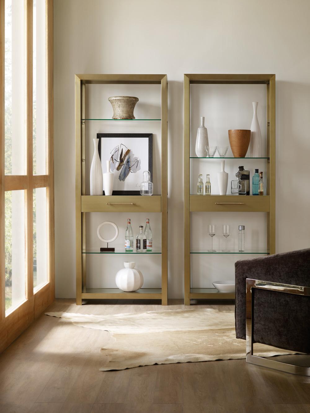 Hooker Furniture - Curata Bunching Bookcase