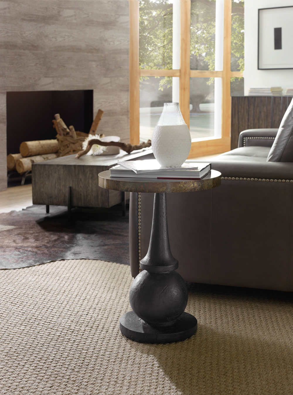 Hooker Furniture - Curata Accent Table