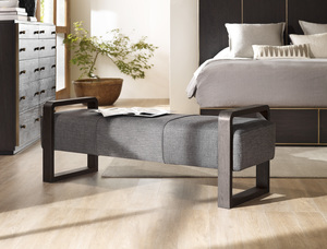Thumbnail of Hooker Furniture - Curata Upholstered Bench