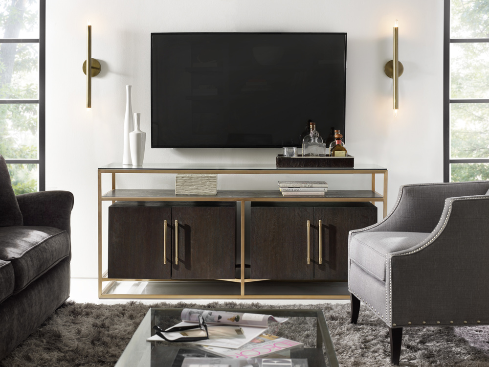 Hooker Furniture - Curata Entertainment Console