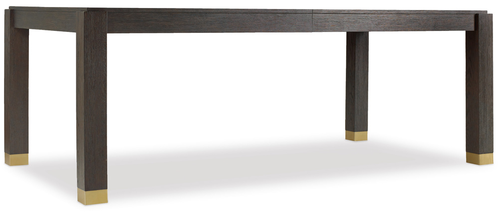 Hooker Furniture - Curata Rectangular Dining Table with Two Leaves