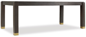 Thumbnail of Hooker Furniture - Curata Rectangular Dining Table with Two Leaves